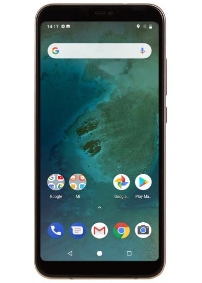89101967dddf3 Смартфон Xiaomi Mi A2 Lite 4/64 Gold купить по низкой цене в Киеве ...