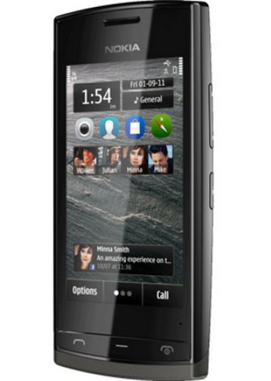 Фото - Смартфон Nokia 500 Black