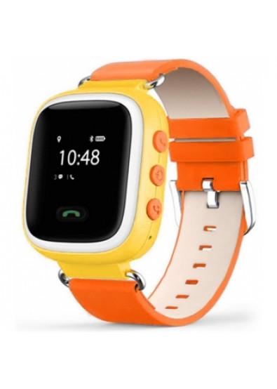 Фото - Смарт-часы GOGPS К10 желтый (К10ЖЛ)