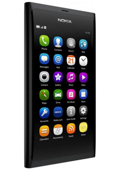 Фото - Смартфон Nokia N 9 Black