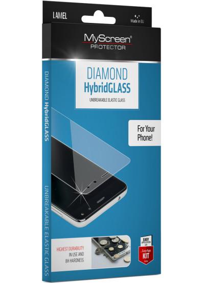 Фото - Защитное стекло для смартфона MyScreen DIAMOND HybridGLASS 5'' EA Kit Huawei Y6 Pro