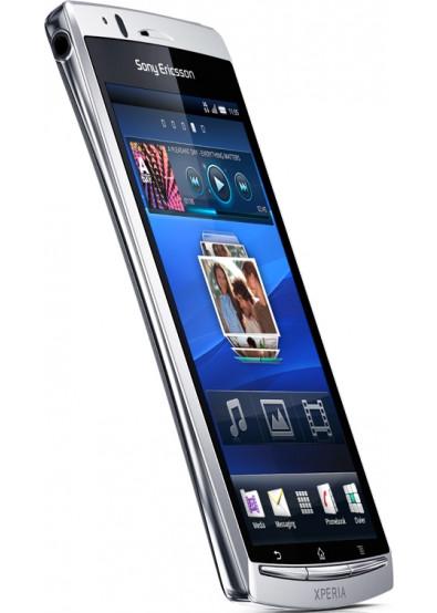Фото - Смартфон Sony Ericsson LT 15i XPERIA Arc Misty Silver