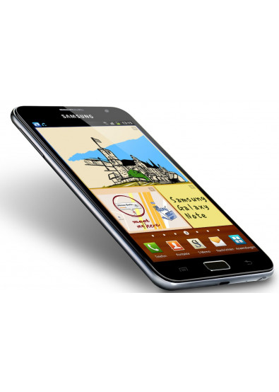 Фото - Смартфон Samsung N 7000 Galaxy Note Blue