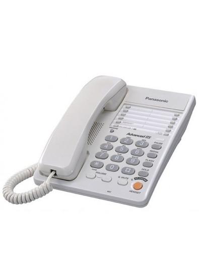 Фото - Телефон шнуровой Panasonic KX-TS 2363 UAW