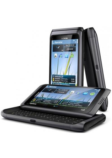 Фото - Смартфон Nokia E 7 Dark Gray