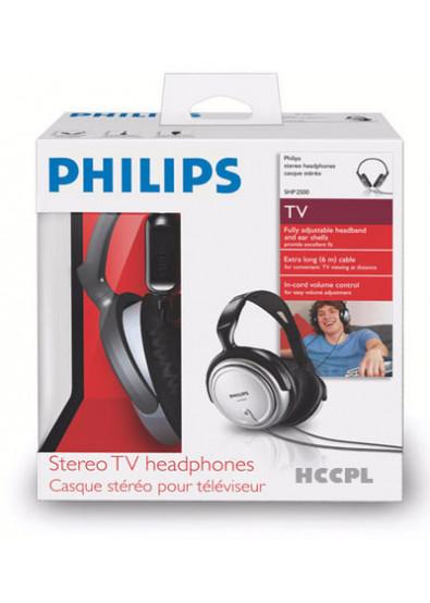 Фото - Наушники Philips SHP 2500/00/10