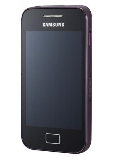 Фото - Смартфон Samsung S 5830 Galaxy Ace Purple Plum