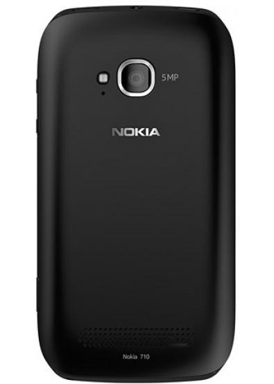 Фото - Смартфон Nokia 710 B/Black