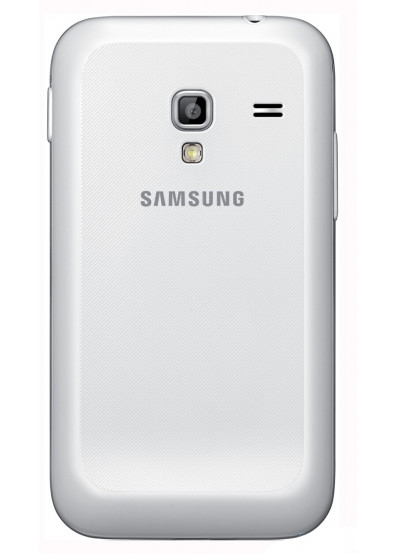 Фото - Смартфон Samsung S 7500 Galaxy Ace Plus Chic White