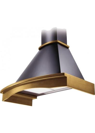Фото - Вытяжка Pyramida R 60 black