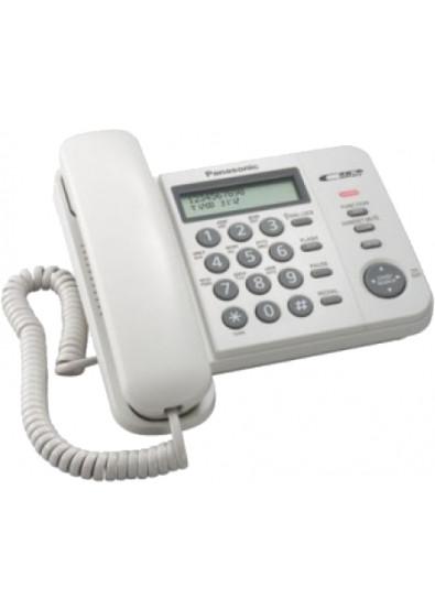 Фото - Телефон шнуровой Panasonic KX-TS 2356 UAW