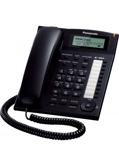 Фото - Телефон шнуровой Panasonic KX-TS 2388 UAW