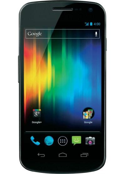 Фото - Смартфон Samsung I 9250 Galaxy Nexus Titanium silver