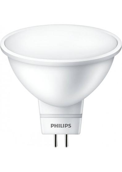 лампочка светодиодная Philips Led Spot 5 50w 120d 6500k 220v 929001844708