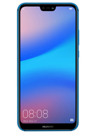 Фото - Смартфон Huawei P20 lite Blue