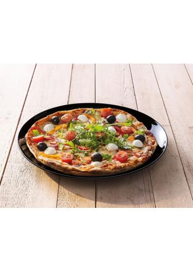 Фото - Блюдо Luminarc Friends Time Black 32 см для пиццы (M0066)