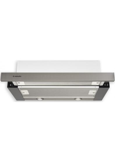 Фото - Вытяжка встраиваемая Minola HTL 6012 FULL INOX 450 LED