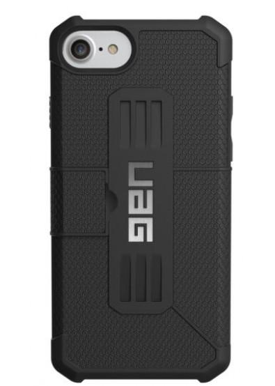 Фото - Чехол для смартфона UAG iPhone 8/7/6S Metropolis Black (IPH8/7-E-BL)