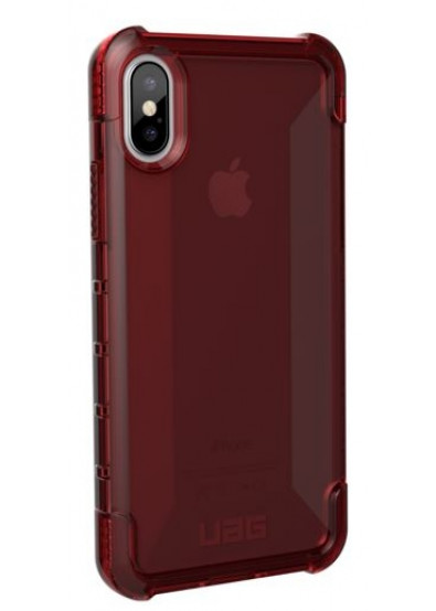 Фото - Чехол для смартфона UAG iPhone X Plyo Crimson (IPHX-Y-CR)