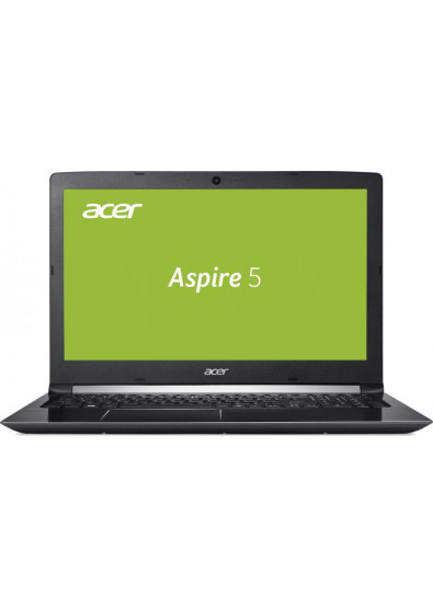 Фото - Ноутбук Acer Aspire 5 A515-51G (NX.GVLEU.020) Obsidian Black
