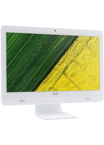 Фото - Компьютер-моноблок Acer Aspire C20-720 (DQ.B6ZME.005) White