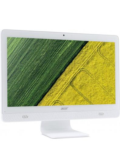 Фото - Компьютер-моноблок Acer Aspire C20-720 (DQ.B6XME.007) White