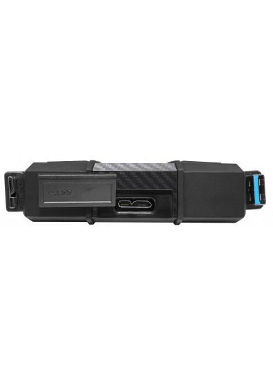 Фото - Жесткий диск внешний ADATA Durable HD710P 5TB USB 3.1 Black (AHD710P-5TU31-CBK)