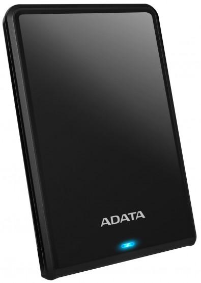 Фото - Жесткий диск внешний ADATA Slim HV620S 2TB USB 3.0 Black (AHV620S-2TU3-CBK)