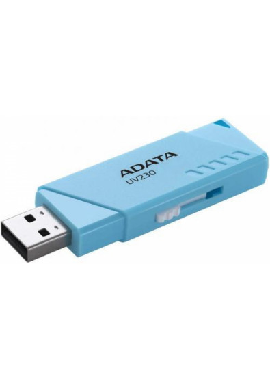 Фото - Флеш USB ADATA UV230 32GB USB 2.0 Blue (AUV230-32G-RBL)