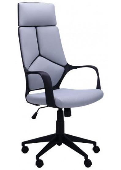 Фото - Кресло офисное AMF Urban HB черный, тк.серый