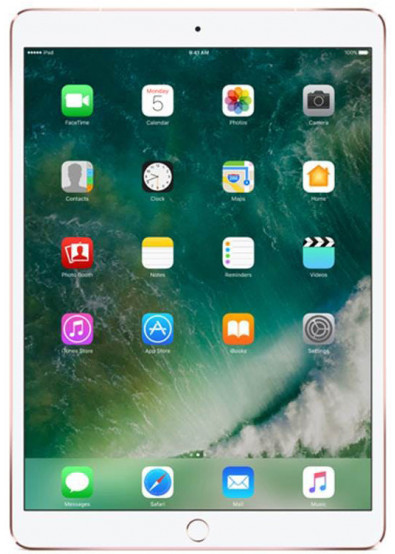 Фото - Планшет Apple iPad Pro 10.5'' WiFi 512GB MPGL2RK/A Rose Gold