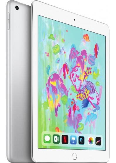 Фото - Планшетный компьютер Apple iPad Wi-Fi 32GB MR7G2RK/A Silver