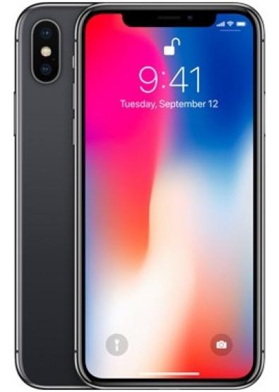 acaa7801a3c01 Смартфон Apple iPhone X 256Gb Space Grey купить по низкой цене в ...