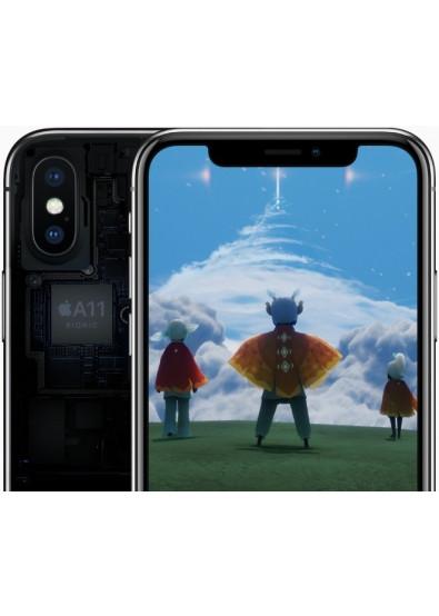 1c72899b7054f Смартфон Apple iPhone X 64Gb Space Grey купить по низкой цене в ...