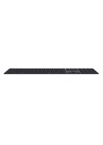 Фото - Клавиатура беспроводная Apple Magic Keyboard with Numeric Keypad Space Gray