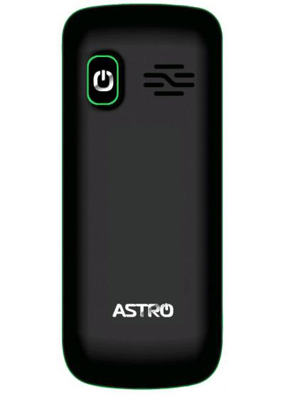 Фото - Мобильный телефон Astro A173 Black/Green