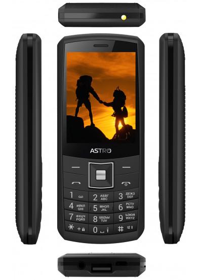 Фото - Мобильный телефон Astro A184 Black
