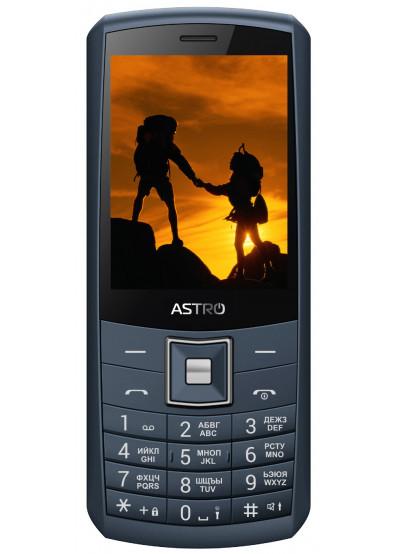 Фото - Мобильный телефон Astro A184 Navy