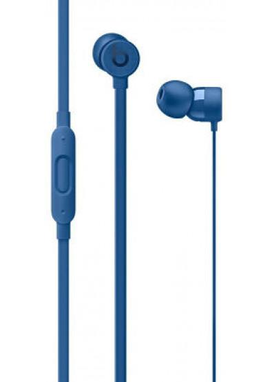 Фото - Наушники вкладыши проводные Beats urBeats 3 Earphones with 3.5mm Plug Blue (MQFW2ZM/A)