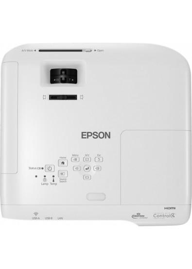 Фото - Проектор Epson EB-2042 (V11H874040)