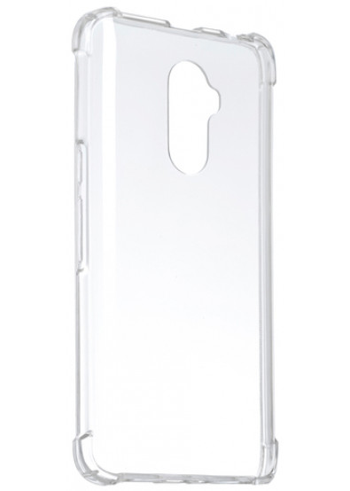 Фото - Чехол для смартфона Ergo for Ergo F501 Magic - TPU Clean + 9H Glass (Trans)