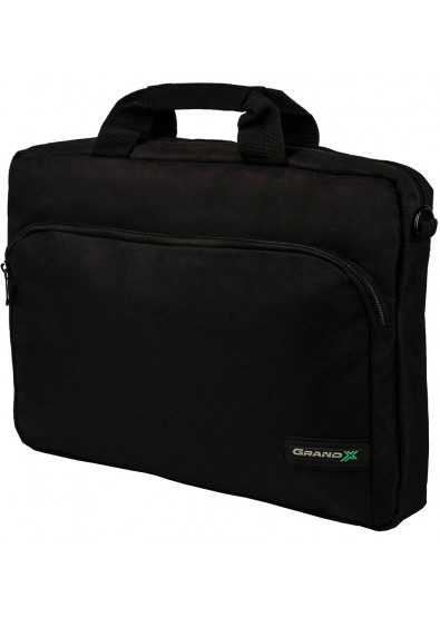 efe6a146f9f6 Сумка для ноутбука Grand-X SB-179 17.4'' Black купить по низкой цене ...