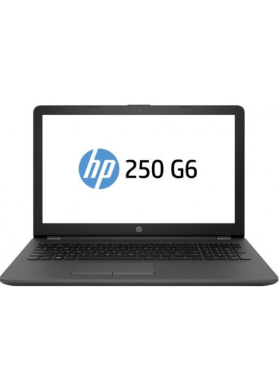 Фото - Ноутбук HP 250 G6 (3DP04ES) Dark Gray