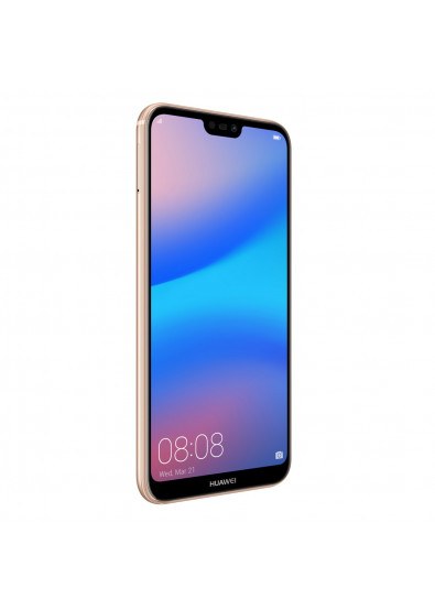 Фото - Смартфон Huawei P20 lite Pink