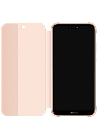 Фото - Чехол для смартфона Huawei P20 lite Smart View Flip cover Pink