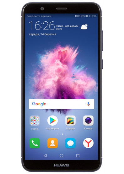 8c5eb3d541875 Смартфон Huawei P Smart (FIG-LX1) Blue купить по низкой цене в Киеве ...