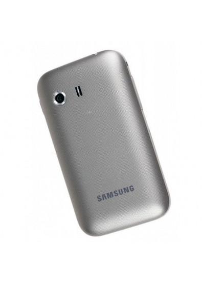 Фото - Смартфон Samsung S 5360 Galaxy Y Metallic Gray