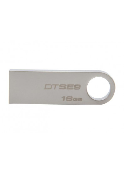Фото - Флеш USB Kingston DTSE9 16GB USB 2.0 Metal (DTSE9H/16GB)