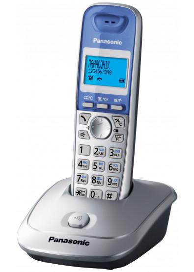 Фото - Телефон беспроводной Panasonic KX-TG 2511 UAS Silver