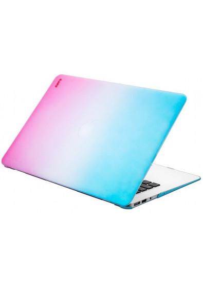 Фото - Чехол для ноутбука LAUT Huex Pink/Blue for MacBook Air 13'' (LAUT_MA13_HX_PBL)